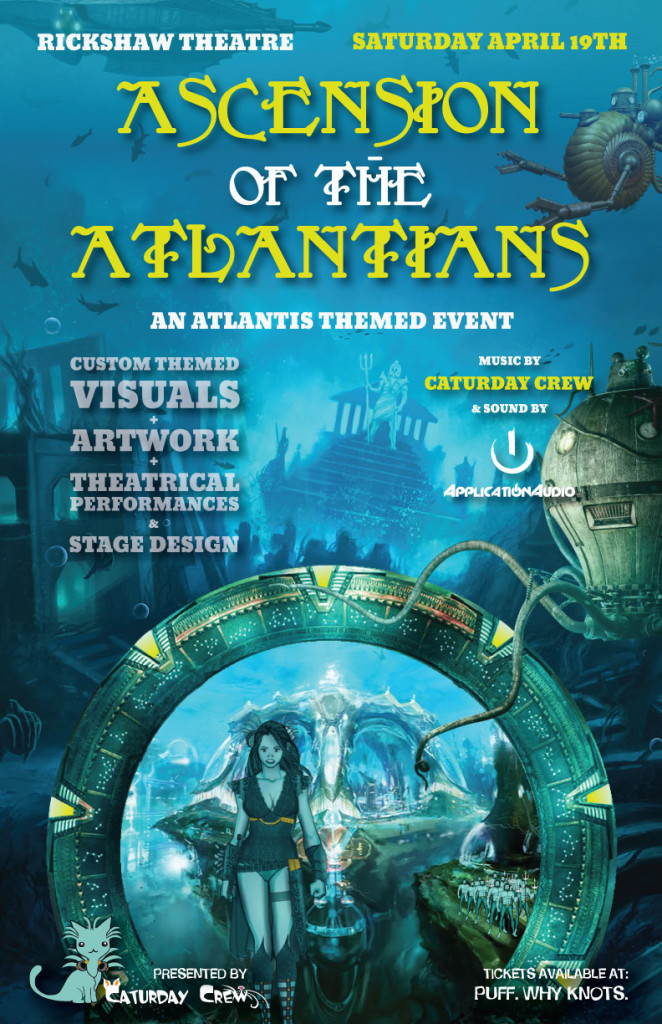 Poster for Ascension of the Atlanteans