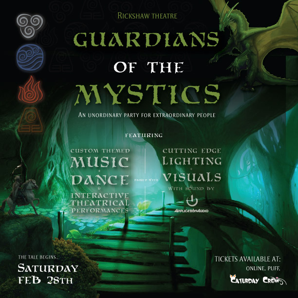Guardians of the Mystics